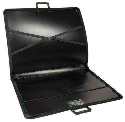 Royal & Langnickel RPORT-7 A2 - Portafolio (vinilo, A2), color negro
