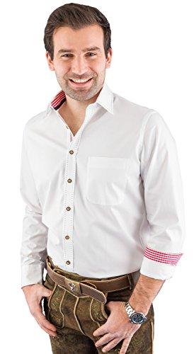 Arido Trachtenhemd Herren Langarm 2827 2622 50 36