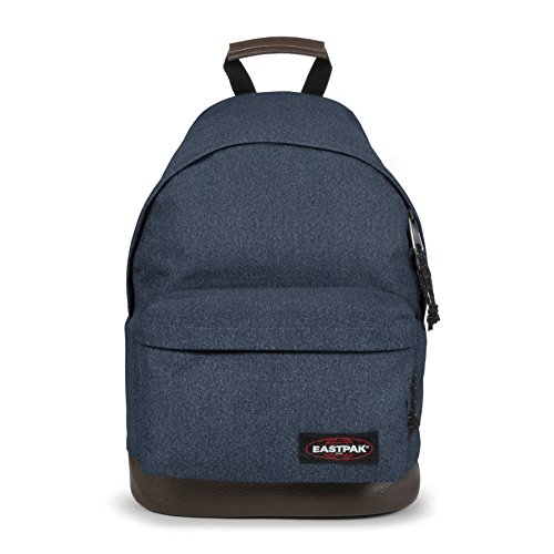 Eastpak Wyoming Rucksack, 40 cm, 24 L, Blau (Double Denim)