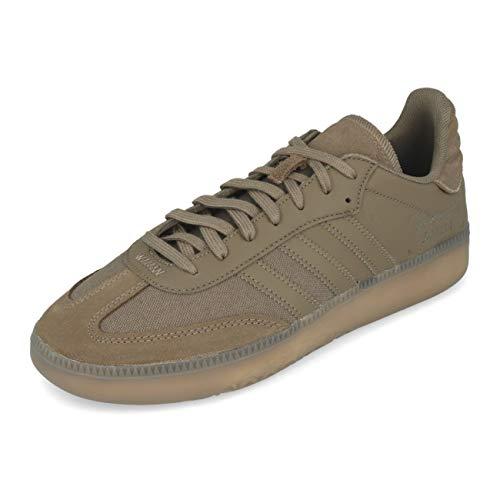 Adidas Samba RM, Zapatillas de Deporte Niño, Multicolor (Marsim/Marsim/Gricua 000), 37 1/3 EU