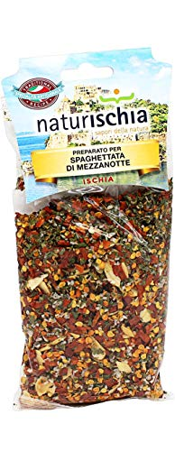 Naturischia - 3 confezioni di preparato per Spaghettata di mezzanotte 100 gr. ciascuna - Prodotto tipico Ischia