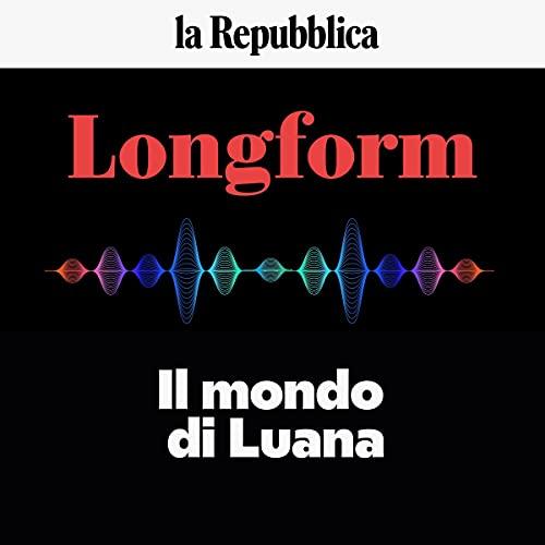 Il mondo di Luana copertina
