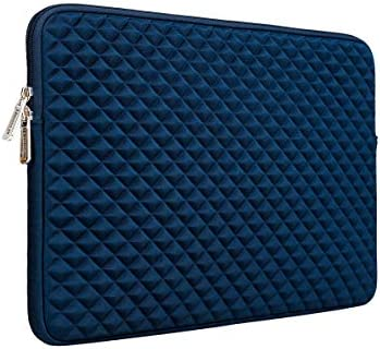 RAINYEAR 13 Inch Laptop Sleeve Diamond Foam Shock Resistant Case Bag Compatible with 13 3 MacBook product image