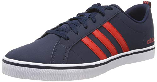 adidas VS Pace, Herren Basketballschuhe, Blau (Collegiate Navy/Core Red S17/Ftwr White), 42 2/3 EU