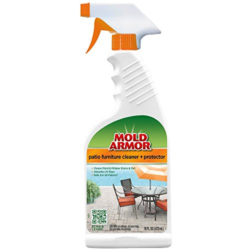 Mold Armor Bundle of 2 FG530 Patio Furniture Cleaner and Protector, Trigger Spray 16-Ounce (2)