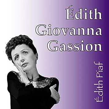 Édith Giovanna Gassion