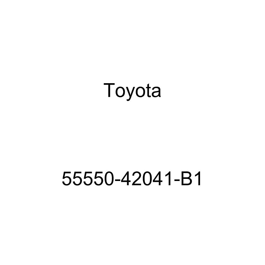 TOYOTA Genuine 55550-42041-B1 Glove Box Door Assembly