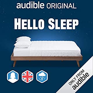 Hello Sleep: UK/Female/Thunderstorms Background cover art