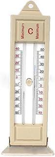 Thermomètre de serre numérique, Max Min thermomètre pour mesurer les températures maximales et minimales dans une serre, c...