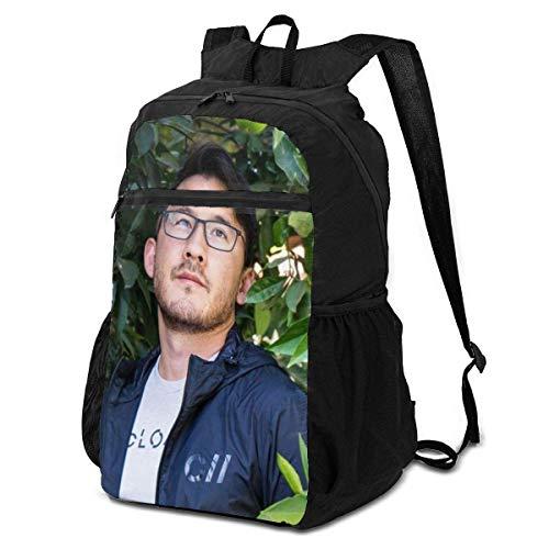 Markiplier Ultra Lightweight Folding Camping Hiking Portable Travel Backpacks