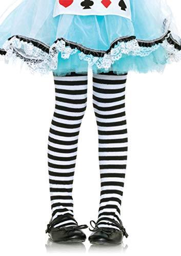 Mädchen Striped Strumpfhose