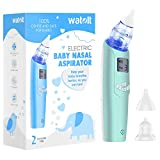 Baby Nasal Aspirator - Electric Nose Suction for Baby - Automatic Booger Sucker for Infant...