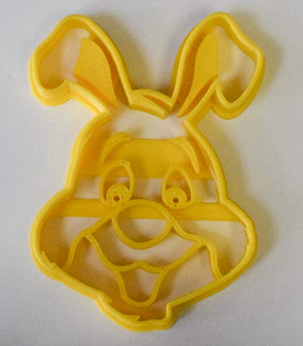 RABBIT WINNIE THE POOH CARTOON MOVIE BOOK CHARACTER COOKIE CUTTER FONDANT BAKING TOOL 3D PRINTED USA PR795