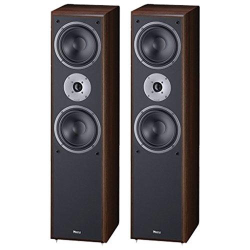 Magnat Monitor Supreme 802, 2 ½ Wege Lautsprecher, Mocca, 1 Paar B-Ware