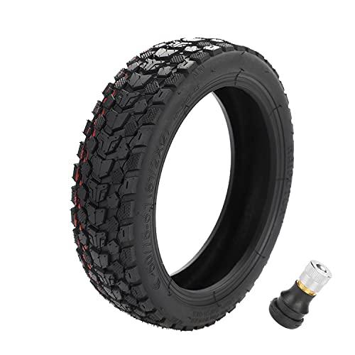 HYGJ Prodrocam 8,5 Zoll Offroad Reifen 50/75-6.1 rutschfeste Dicke Reifen für Xiaomi M365 1s/M365 Pro/M365 Pro2 Elektroroller 8 1/2 * 2 Ersatzräder mit Ventil für Scooter (1 Stück)