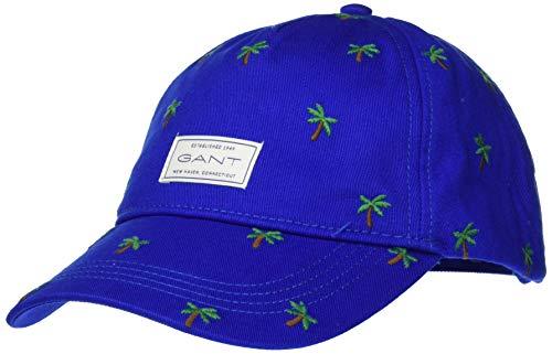 Gant D1. Palm Tree Soft Cap Cinta del pelo, Nautical Blue,...