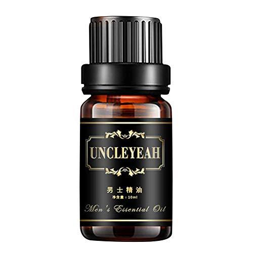 Sex Massage Oil,Sexuelle vergrößern ätherisches Öl, Penis Verdickung ätherisches Öl, dauerhafte Performance-Produkte für Männer Bosixty