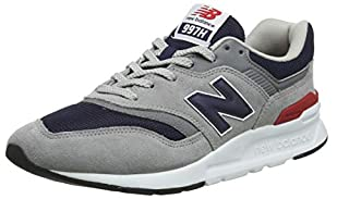 New Balance Men's 997H Core' Sneaker, Grey (Team Away Grey/Pigment), 9.5 UK 44 EU (B07BL2YC67) | Amazon price tracker / tracking, Amazon price history charts, Amazon price watches, Amazon price drop alerts
