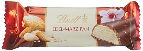 Lindt & Sprüngli Marzipan Riegel, 25er Pack (25 x 50 g)