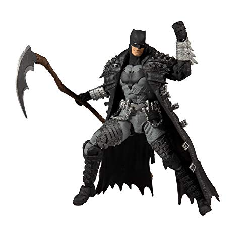 McFarlane - DC Multiverse 7 Figuren - Death Metal Batman
