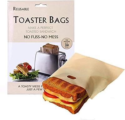 YAASO Reusable Toaster Bags
