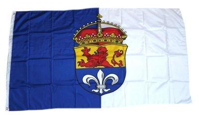 Fahne/Flagge Darmstadt NEU 90 x 150 cm Flaggen