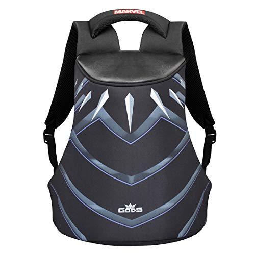 GODS Zarc Anti-Theft 15.6 inch Laptop Backpack (Black)