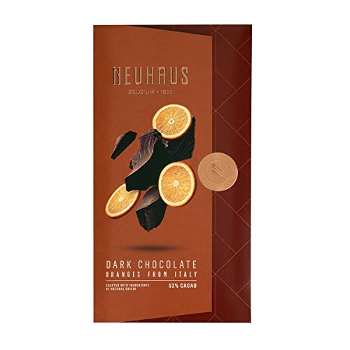 Neuhaus Chocolate con Naranja - 5 Paquetes de 100...