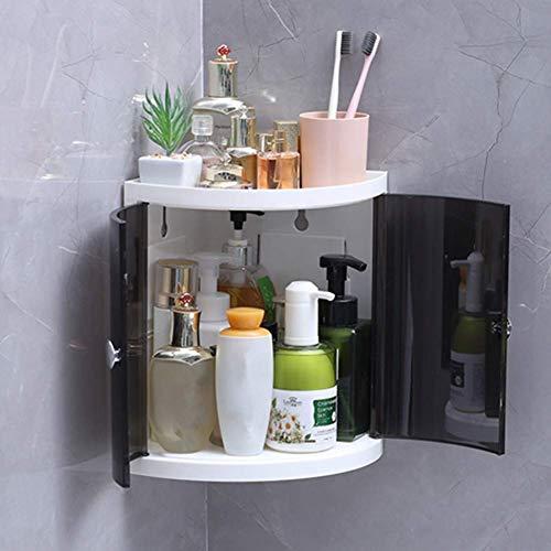 Estantes de baño Carrito de ducha Soporte de esquina Estantes de almacenamiento Carrito de ducha Estante de acero colgante para ba?o Sobre la ducha Carrito de ducha Carrito de ducha A prueba de óxido