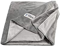 SOFT & COZY: Sized for larger dogs. 100% polyester Micro Plush. Suited for all 4 seasons. Give your pet a greater sense of security PREMIUM MATERIALS & CONSTRUCTION: Shed (pill) resistant. Dense fibers. Stylish in-seam DOUBLE LAYER REVERSIBLE: Medium...