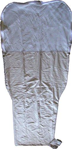 Nomaquito - Der Tropenschlafsack mit integriertem LLI-Moskitonetz Beige