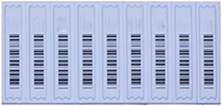 ALL-TAG AM-AMK2MBC Signatronic, Fake Barcode, Self Adhesive AM Labels Compatible with Sensormatic Systems, 5,000 per Box