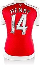 henry signed shirt