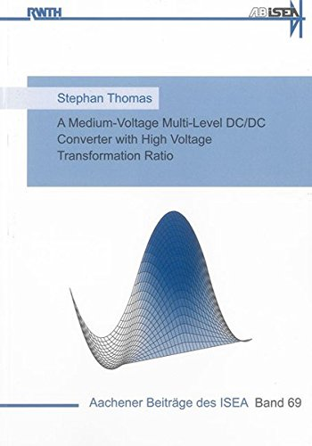 A Medium-Voltage Multi-Level DC/DC Converter with High Voltage Transformation Ratio