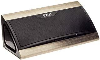 EWA D509 Bluetooth Speaker Gold color