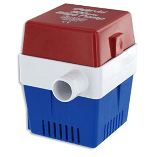 Price comparison product image Rule 800 G.P.H. Square Bilge Pump
