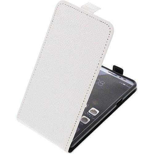 foto-kontor Tasche für coolpad Max Smartphone Flipstyle Schutz Hülle weiß