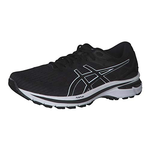 ASICS Herren Gt-2000 9 running shoes, Schwarz, 44 EU