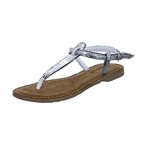 Lazamani 75.616 Damen Sandalette bis 30mm Absatz, Größe 38