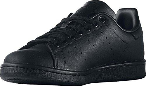 adidas Originals Stan Smith Zapatillas de Deporte Unisex adulto, Negro (Black/Black/Black), 40 EU (6.5 UK)