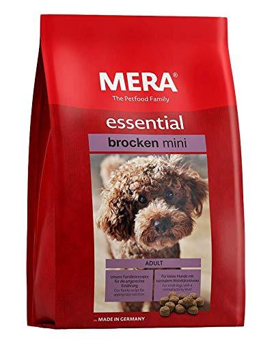MERA Dog Essential Brocken Mini | 4kg Hundefutter trocken