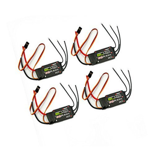 quad copter speed controllers - 6
