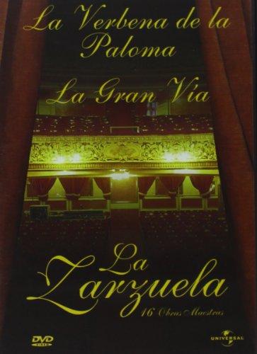 La Verbena de la Paloma/la Gra [DVD]