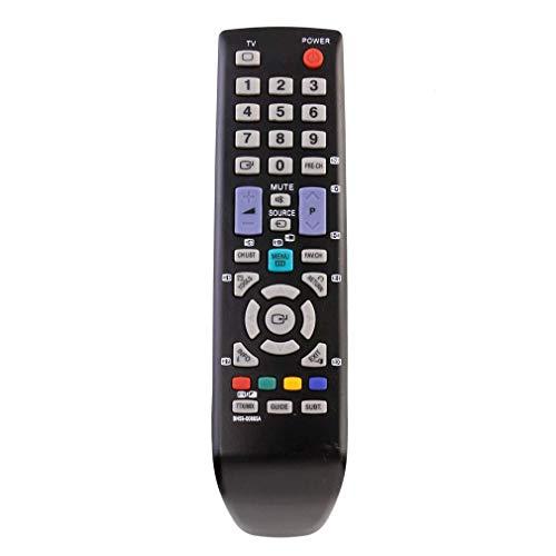 VINABTY BN59-00865A Fernbedienung Ersetzen für Samsung LCD LED HD-Fernseher LE19A656 LE19A656A1D LE22A457 LE22B350 LE22B450 LE22A457C1D LE26A346 LE26B350 LE26B450 LE32B350 LE22A656