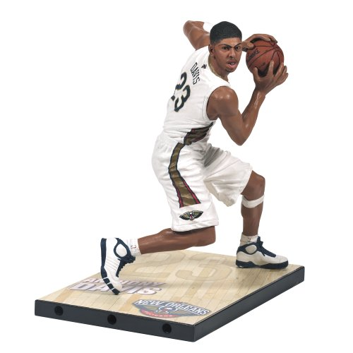 McFARLANE NBA SERIES 24 ANTHONY DAVIS NEW ORLEANS PELICANS ACTION FIGURE