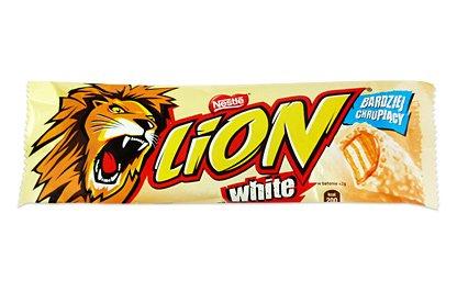 Barra de león blanca x 3