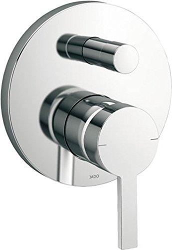 Ideal Standard A5774AA Einhebel-Badearmatur Unterputz BS2 Chrom