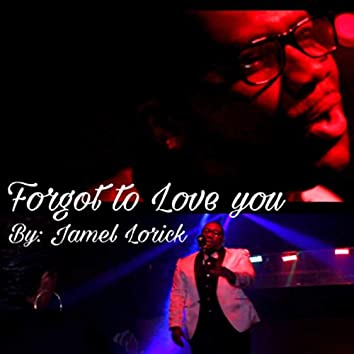 Forgot to Love You