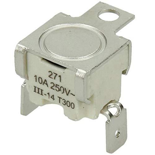 Temperaturbegrenzer Backofen 270° C Öffner ELECTROLUX 357034601