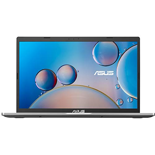 ASUS VivoBook 14 (2020) AMD Ryzen 5 3500U 14-inch FHD Thin and Light Laptop (8GB/1TB HDD/Integrated Graphics/Windows 10/MS Office 2019/Transparent Silver/1.6 kg), M415DA-EK502TS